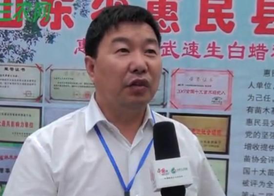 惠民苗木协会赵书祥